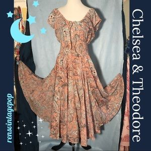 Gypsy Queen Full Circle Dress